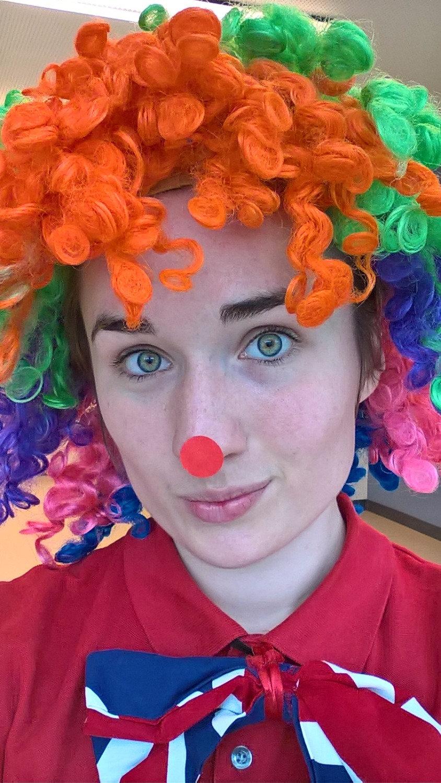 Rhia the Clown
