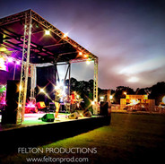 Art Festival Stage and Sound