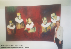 Vicky Fasten