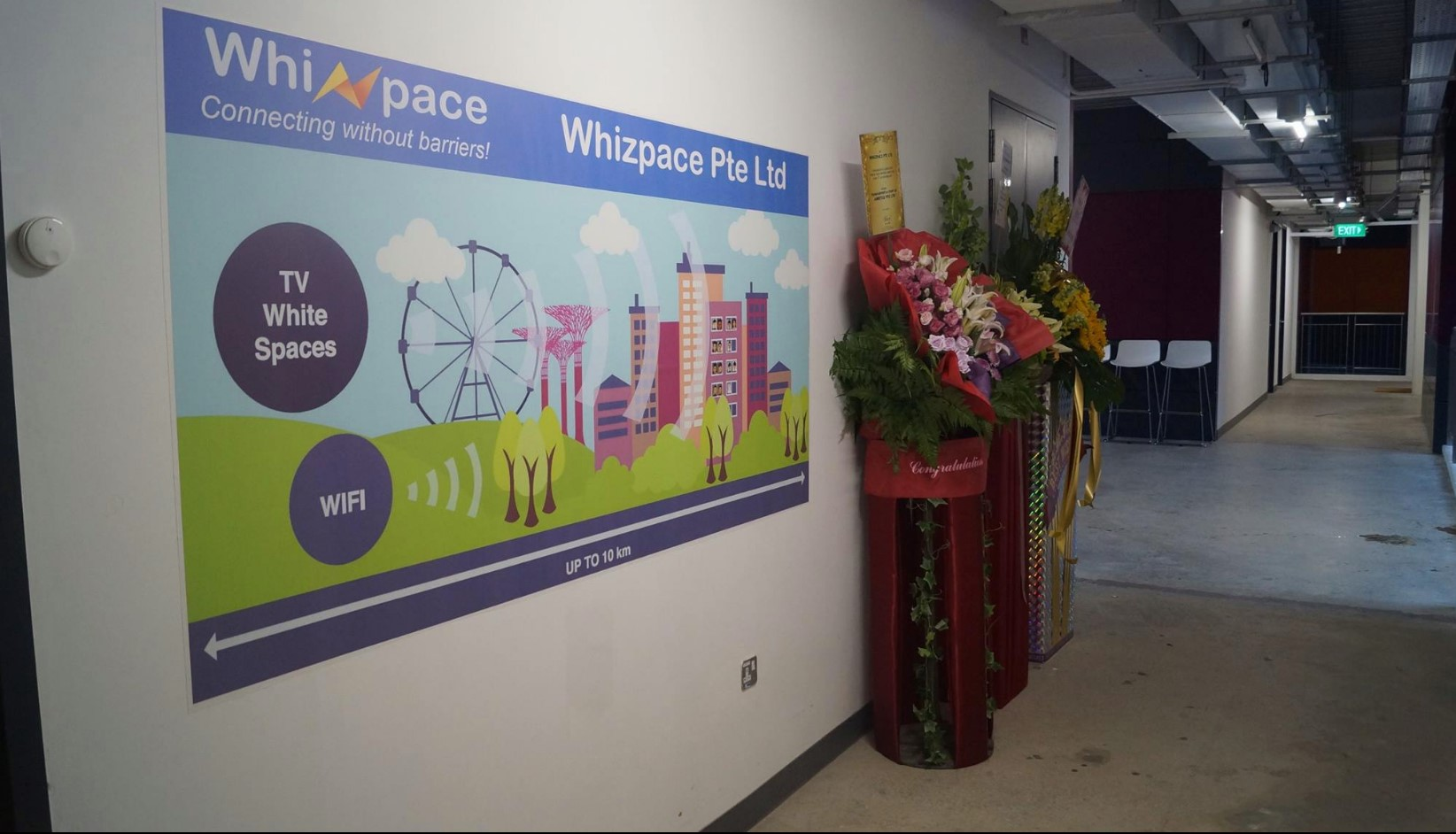 Whizpace office