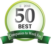 50 Best Companies to Work For Award Singapore 2018