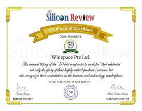 The Silicon Review, 50 Best Companies to Work for in 2018