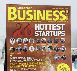 Whizpace appeared on the Singapore Business Review as one of the top 20 hottest startups in 2018.