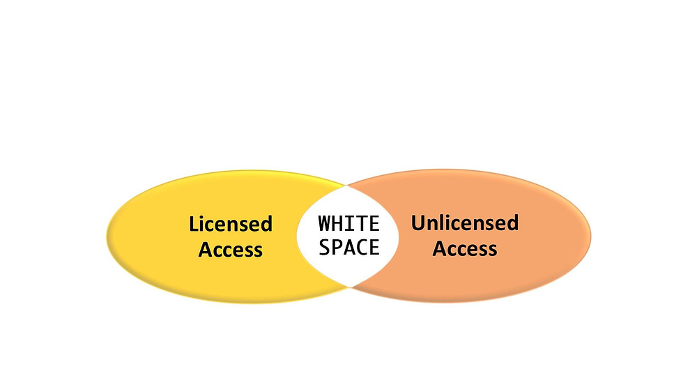Explanation of TV White space as a license exempt technology