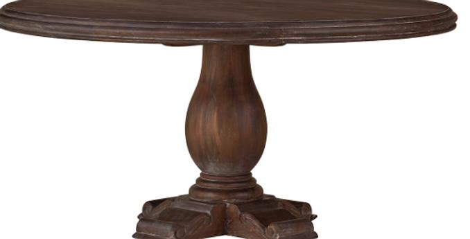 Drake Round Pedestal Table 60''
