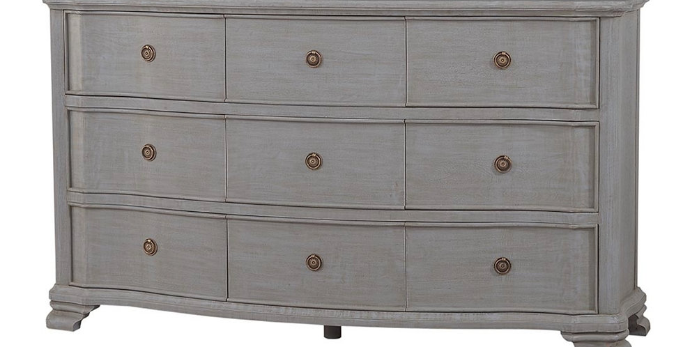 Davis Dresser 9 Drawer