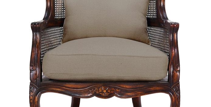 Queen Chair Low