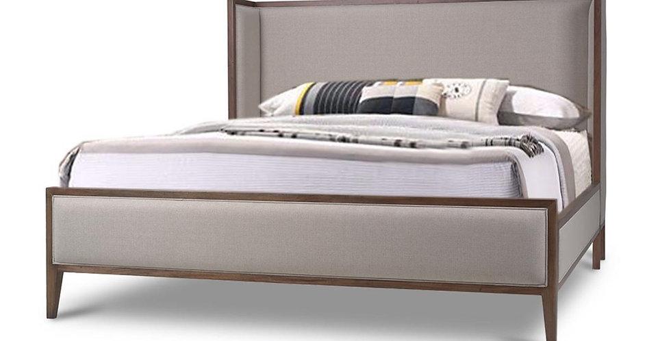 Belfort Upholstered Bed King