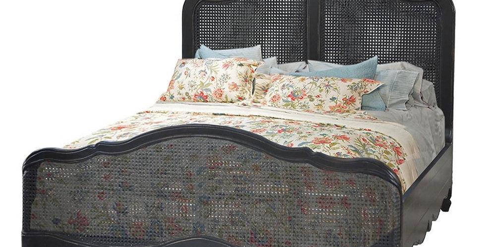 Covington Rattan Bed Queen