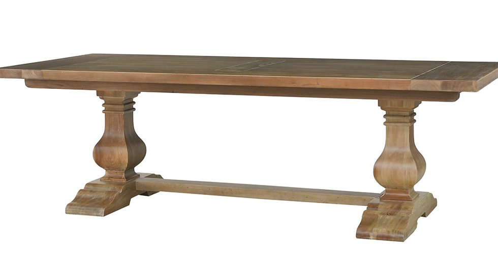 Trestle Dining Table 96''