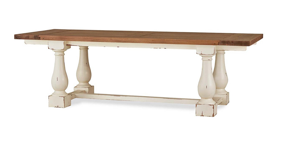 Hemmingway Dining Table 108''