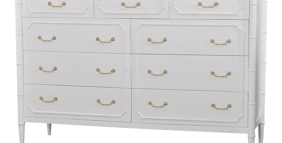 Chelsea Large 9 Drawer Dresser