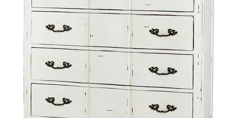 Provence 4 Drawer Dresser Large