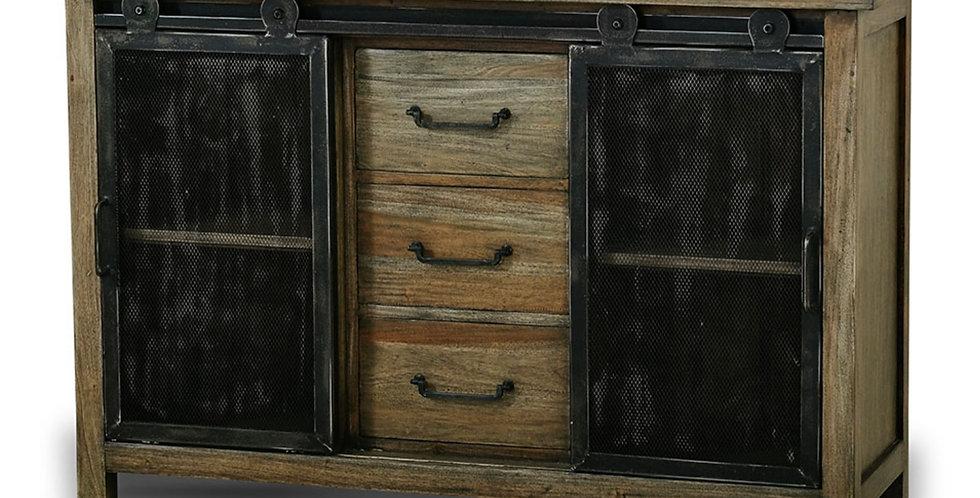 Urban Buffet w/ Sliding Door