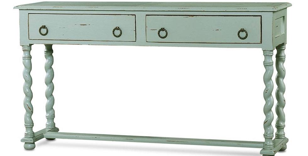 Regency 2 Drawer Console