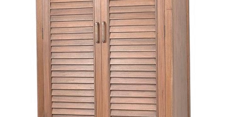 Sawyer Wardrobe w/ Shutter Door