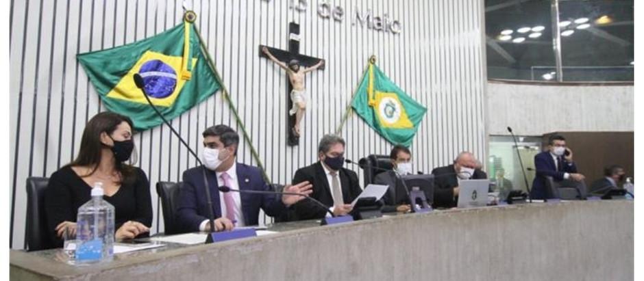 Assembleia aprova prorrogação de Estado de Calamidade Pública no Ceará