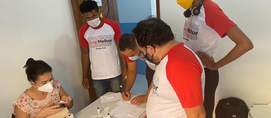 PREVENÇÃO: Educadores da ADACHO CARIRI são treinados para projeto que está sendo realizado no Crato