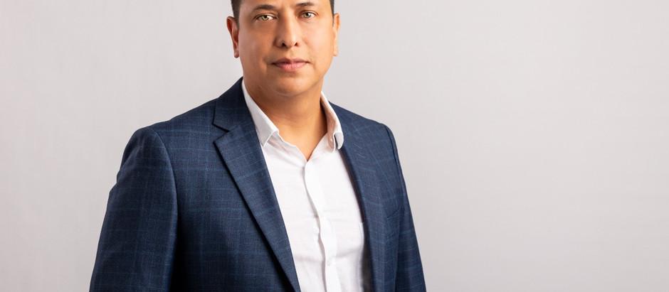A CLINICLAR Home-Care dá as boas vindas ao novo Diretor Comercial. Dr. Sandro Oliveira