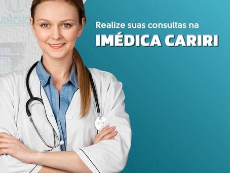 """DICAS: Porque você deve realizar suas consultas na """"Imédica Cariri?"""""""
