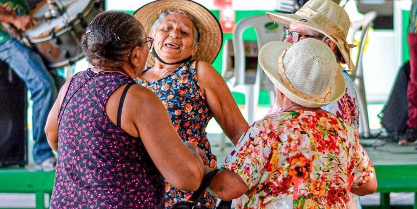 São Geraldo comemora Dia do Nordestino com live beneficente e muito forró