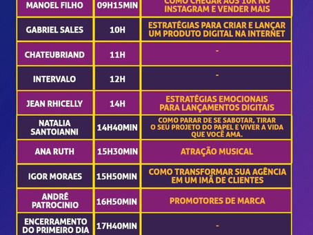 Com plataforma online, em Juazeiro do Norte, DED Talks Ceará, discute Markenting Digital