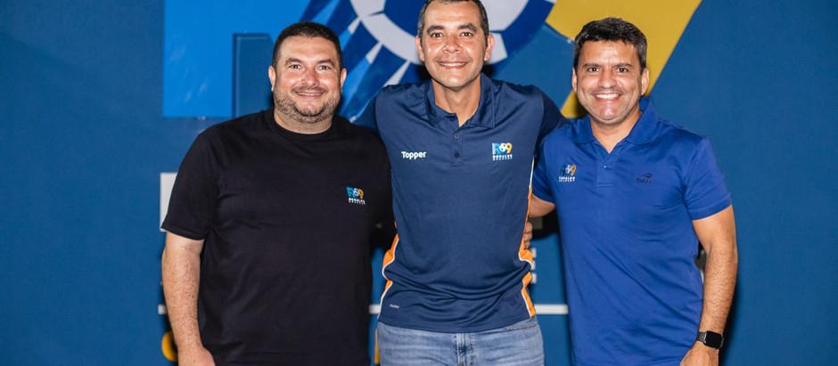 Inaugurada a R9 Cariri. Escola de futebol de Ronaldo Fenômeno