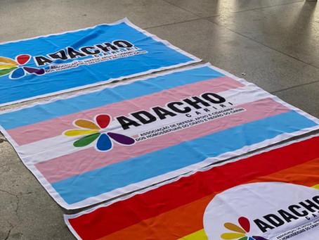 LGBTFOBIA: Um projeto da ADACHO com parceria do Fundo Brasil