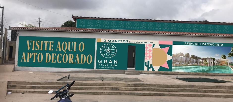 Gran Ville Juá traz abertura oficial do seu Stand de Vendas em Juazeiro do Norte