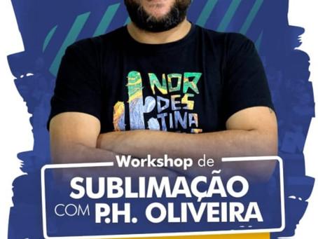 O Cariri vai receber Workshop com o Phd da Sublimação