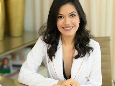 DICAS: A Dermatologista Dra. Livia Lima relata cuidados com a Pele