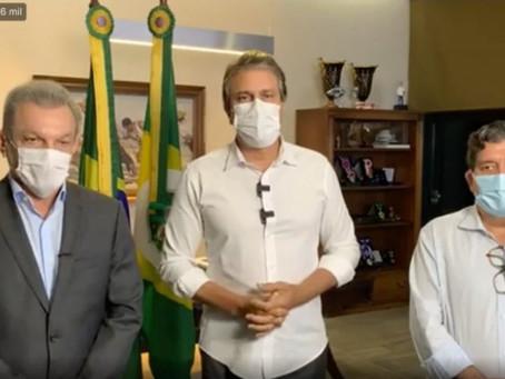 Covid-19: Empresas terão de fechar às 20h em Fortaleza a partir desta quarta-feira