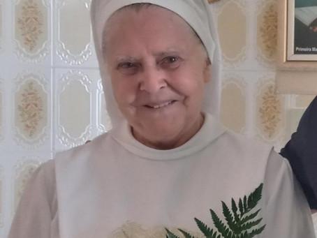 Boletim atualizado da Irmã Rosa. (Maria Aleuda de Lira) Diretora Executiva do HMSVP