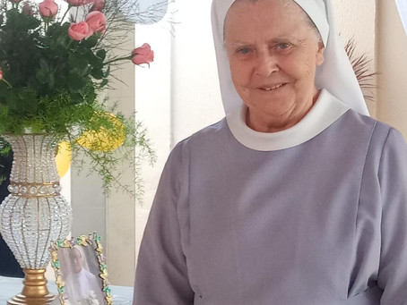 Boletim atualizado da amada Irmã Rosa. (Maria Aleuda de Lira).
