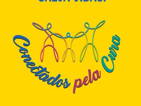 Ação Itinerante: Campanha de Conscientização sobre o Câncer Infantojuvenil