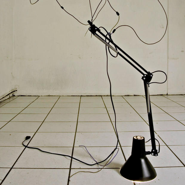 Stromlampe