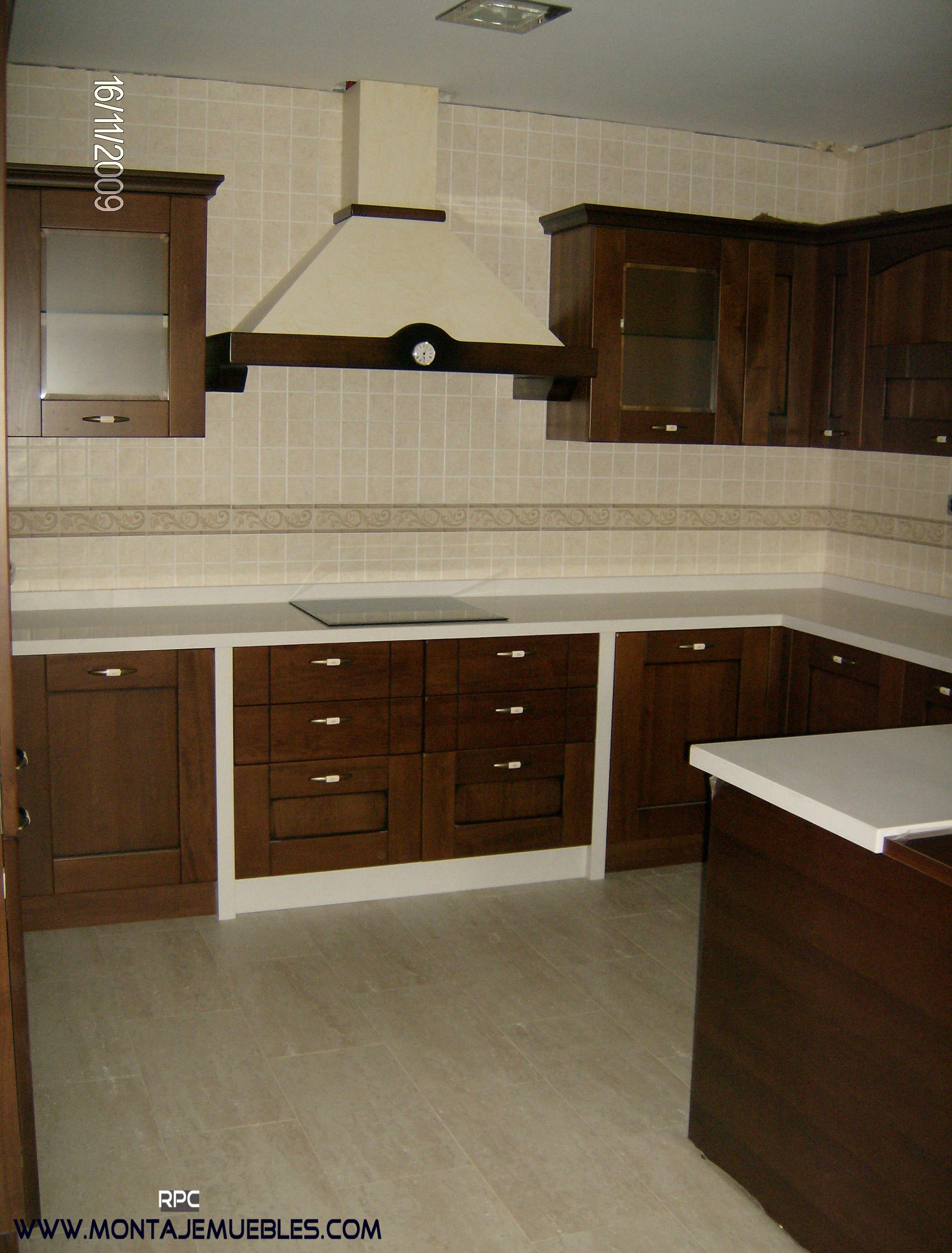 instalador muebles cocina y armarios empotrados