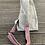 "Thumbnail: Crossbag ""Sanddüne III, rot/weiß /schwarz /beige"
