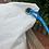 """Thumbnail: Outdoorkissen """"Kajüte VI"""" blau"""