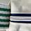 """Thumbnail: Kulturtasche """"Wasserturm IV"""" blau/grün/weiß"""