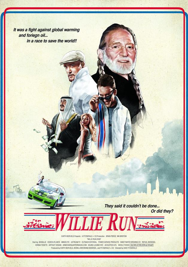 Willie Run '08—PR/Event/Branding