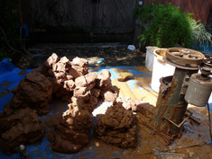 Working in Refractory Land