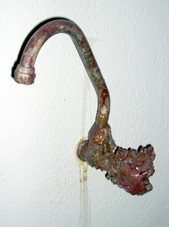 Sculpture in Polyester resin