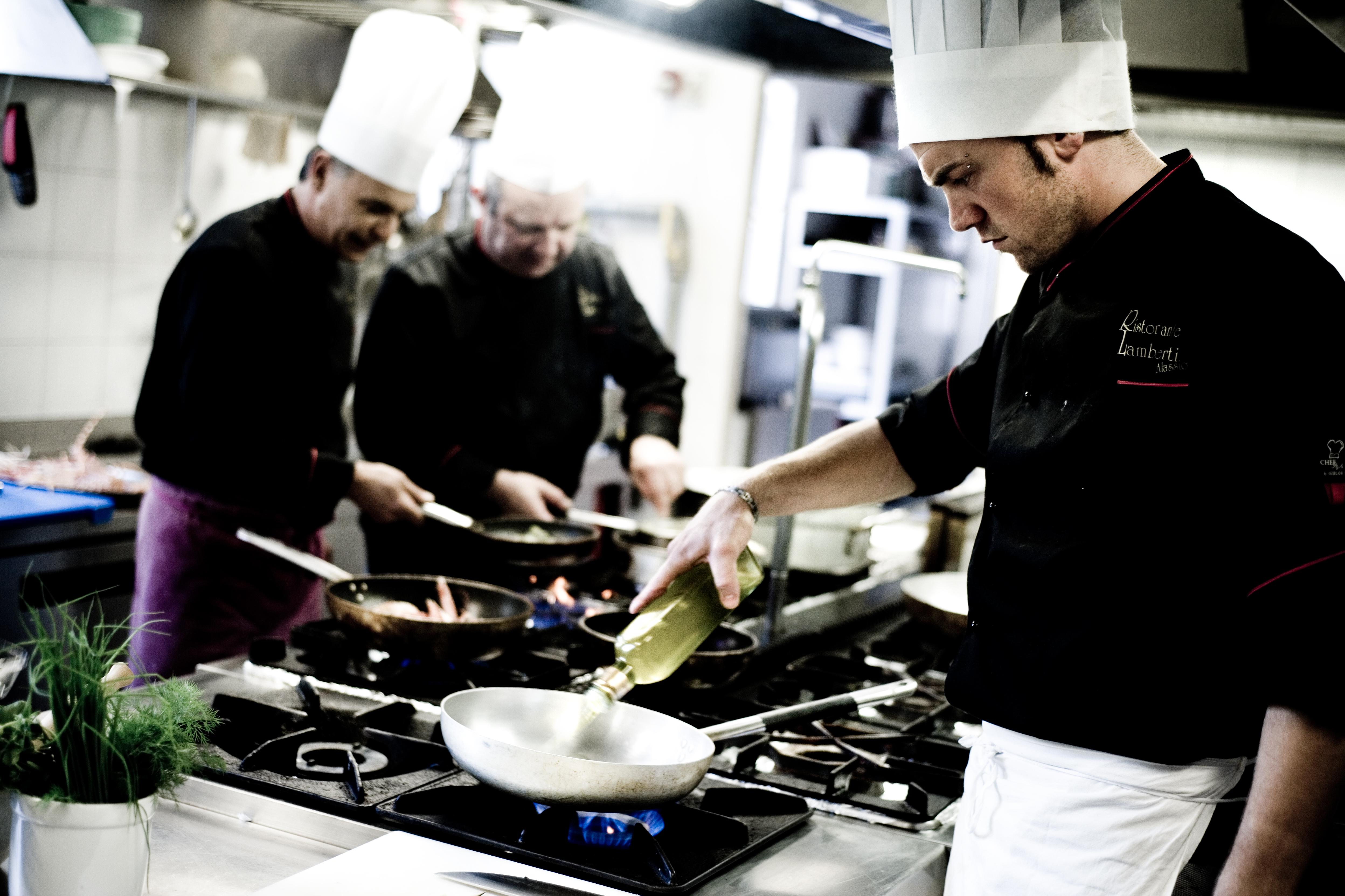 Cucina Lamberti 144