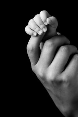 Baby's hand 01