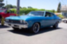 classic car restorations, muscle car restorations