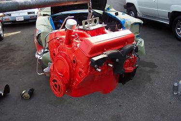 engine rebuilds, engine installations, engine machine shop
