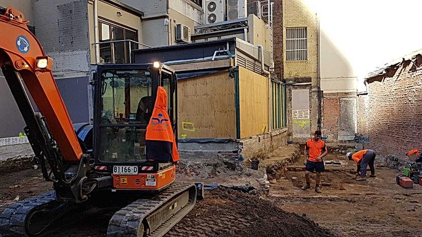 DC Demo Solutions heritage excavation 4