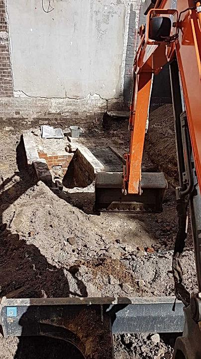 DC Demo Solutions heritage excavation 2