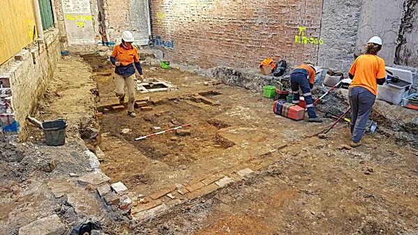 DC Demo Solutions heritage excavation